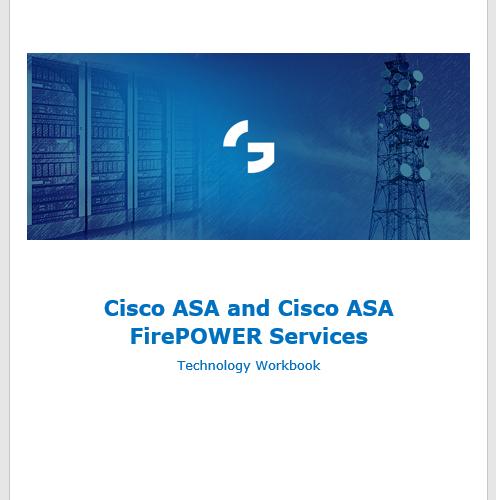 Szkolenie Cisco ASA FirePOWER